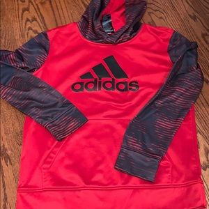 New condition adidas hoodie